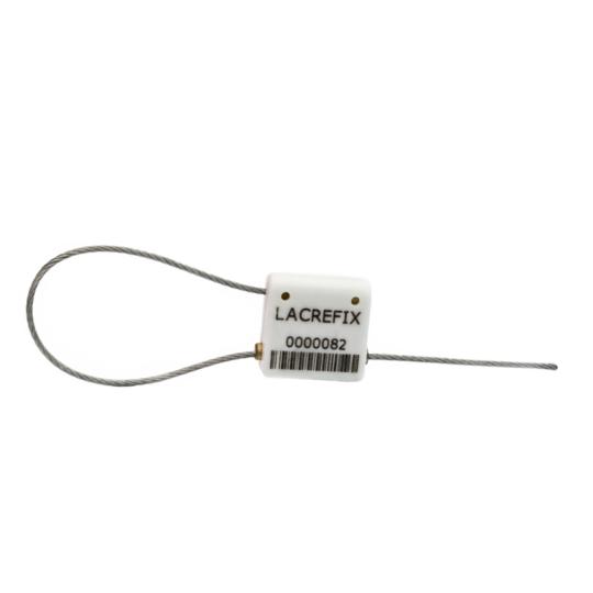 Lacre Metálico do tipo ajustável - Fiberfix